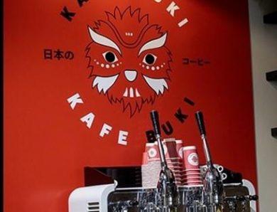 Kafé Buki, un bout de Japon à Paris