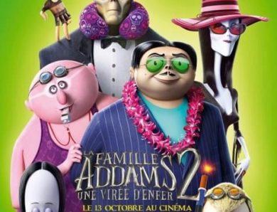 La Famille Addams 2 : Une virée d'enfer réalisé par Greg Tiernan et Conrad Vernon