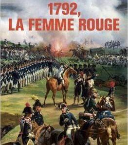 1792, la femme rouge écrit par Anne Villemin-Sicherman