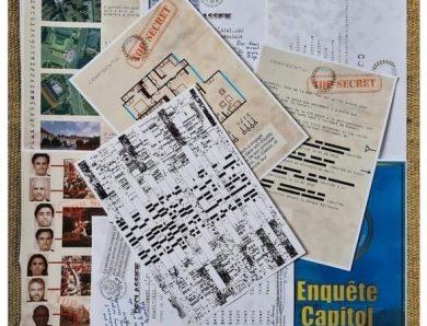 L'escape game Enquête Capitol par Home Scape Home