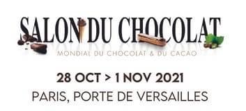 Le Salon du Chocolat Paris 2021