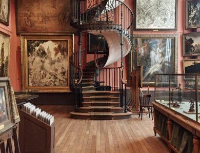 Musée Gustave Moreau à Paris