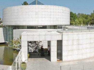 Le musée départementales des Arts Asiatiques de Nice
